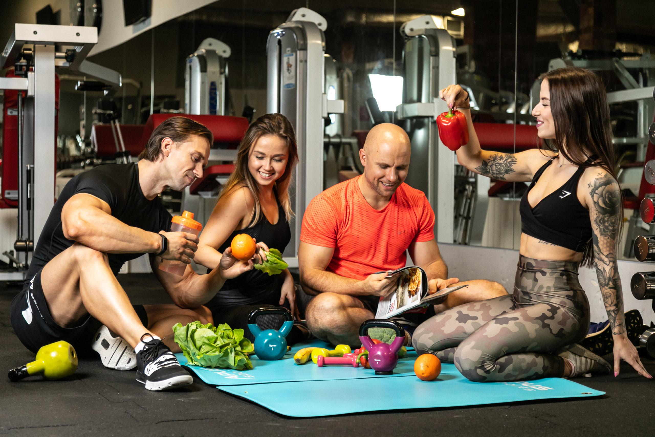 Co jeść, żeby wzmocnić odporność?
